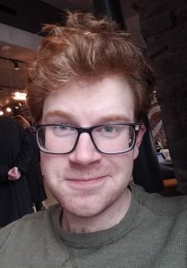 Headshot of Daniel Prillaman